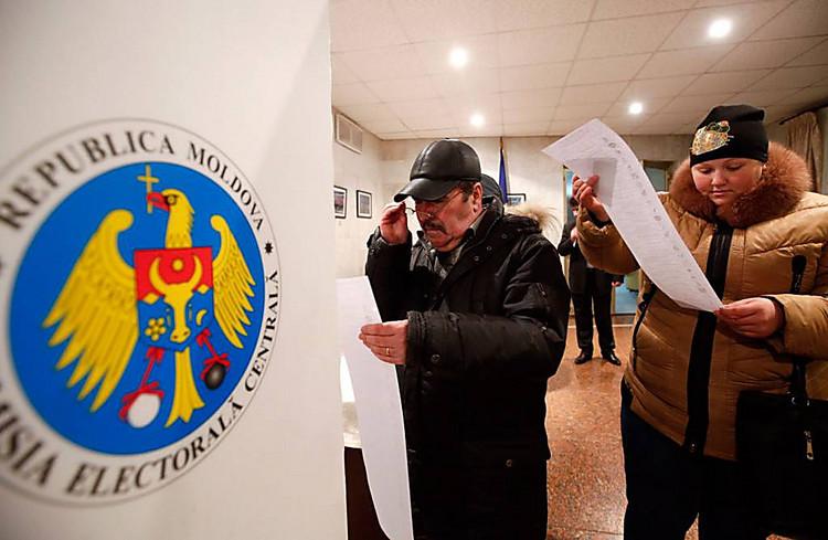Между евроинтеграцией и«русским миром»: ВМолдове выбирают президента