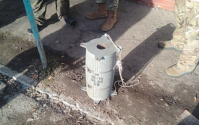 СБУ пресекла диверсию против сил АТО наЛуганщине