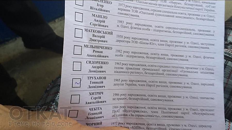 Мэр Одессы Труханов подал в ЕСПЧ жалобу на якобы незаконное задержание в Украине - Цензор.НЕТ 3773
