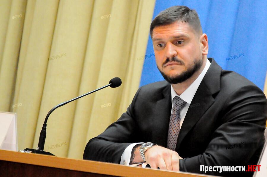 ВНиколаеве 1-ый замглавыАП представил нового губернатора Николаевщины Алексея Савченко