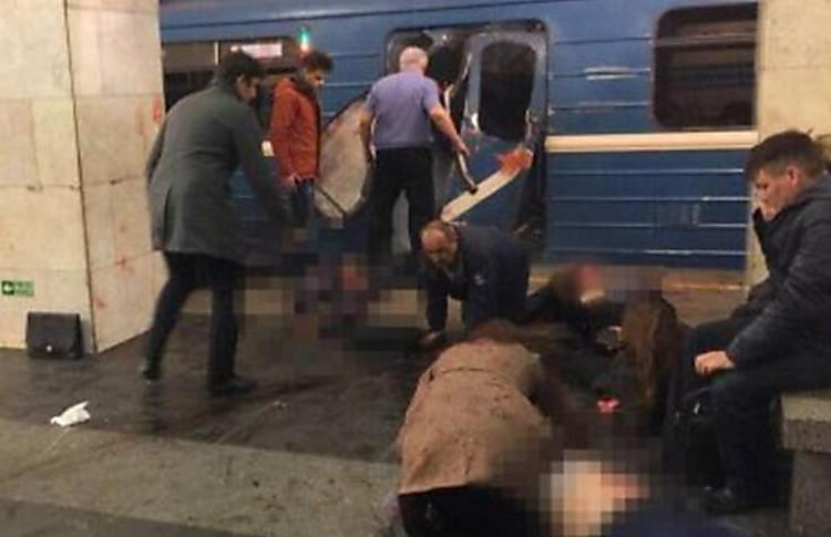 «Аль-Каида», взяла на себя ответственность за теракт в метро Питера: Ну и слава богу,а то все думали что это проделки ФСБ