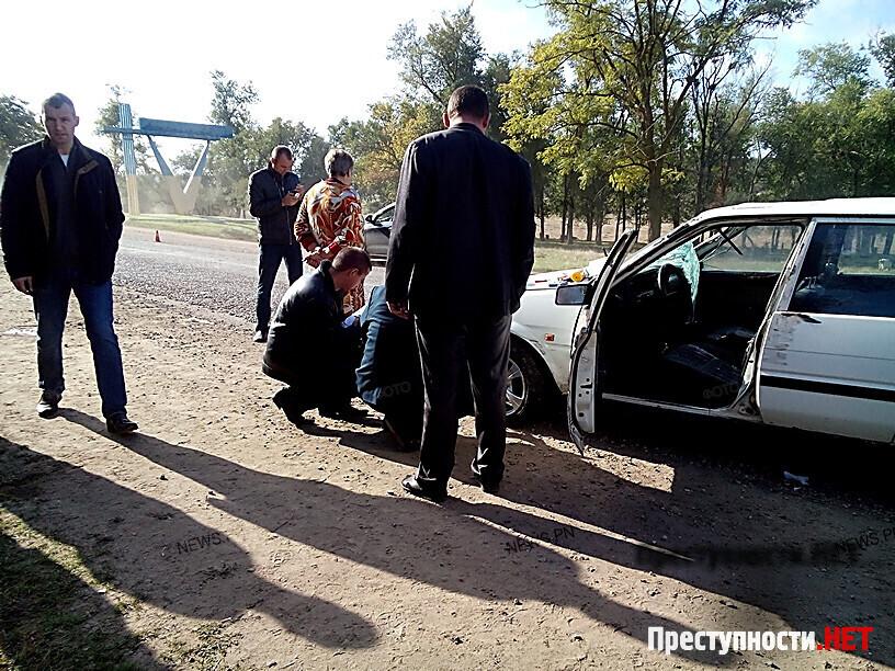 НаНиколаевщине нетрезвый коп насмерть сбил пешехода