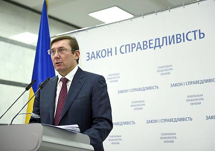 Луценко сказал, что размышляет ожелании Шокина вернуться надолжность