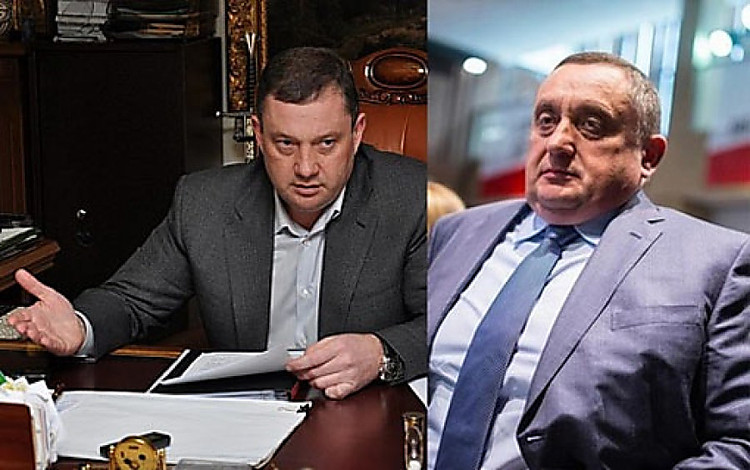 Братья Дубневичи задекларировали надвоих неменее 700 млн грн наличными