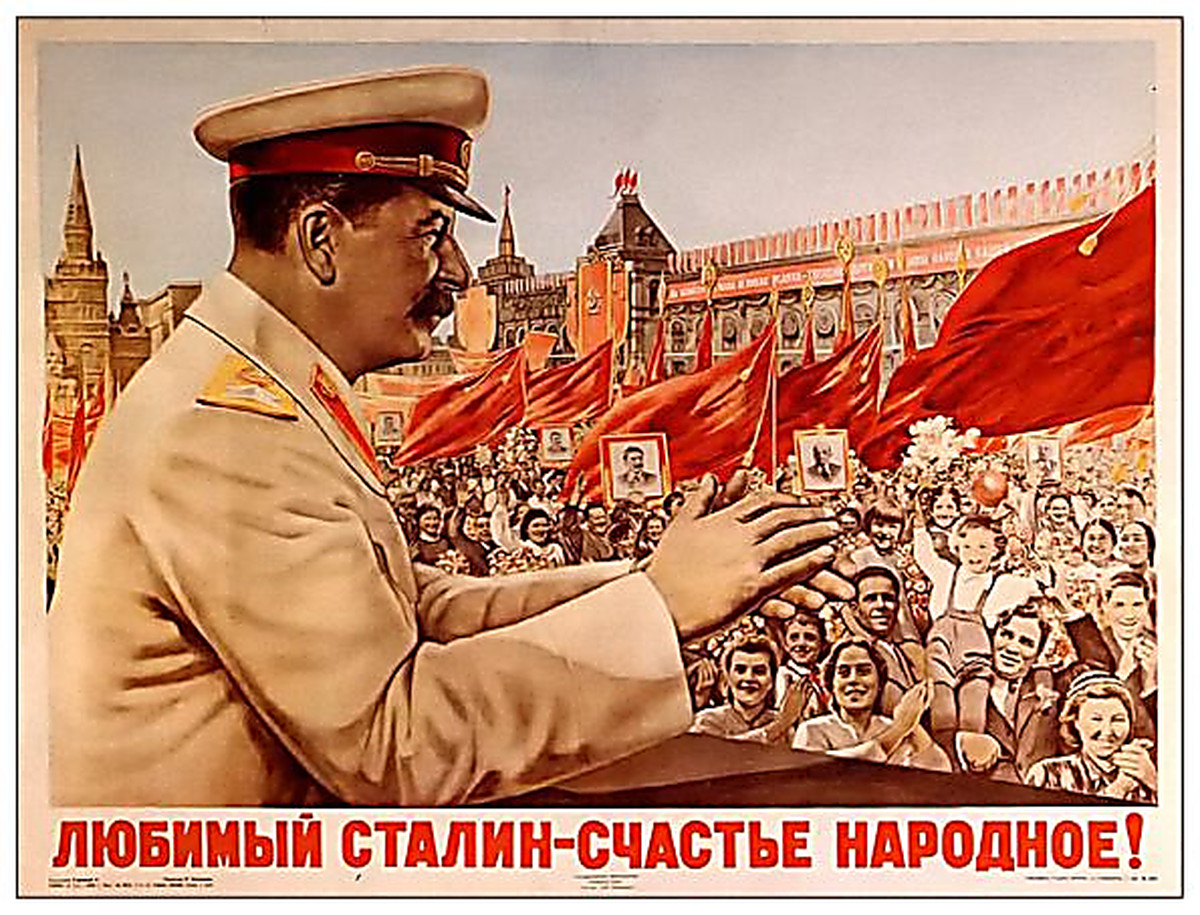 the extent to which the success of stalin in retaining power in soviet union was due to communism He had become dictator of the soviet union stalin ruled by terror for grabbing and retaining power) the soviet poster below communism in ussr.