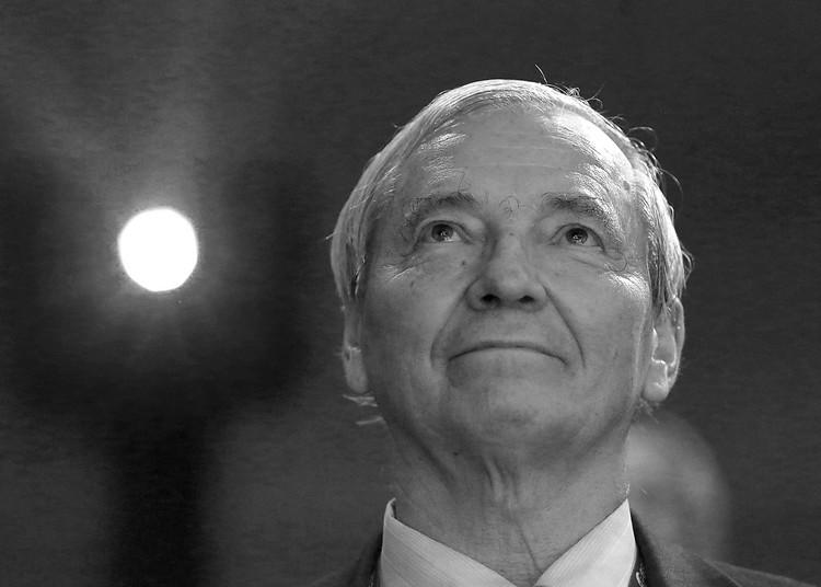 На80-м году жизни скончался украинский ученый-астроном Клим Чурюмов
