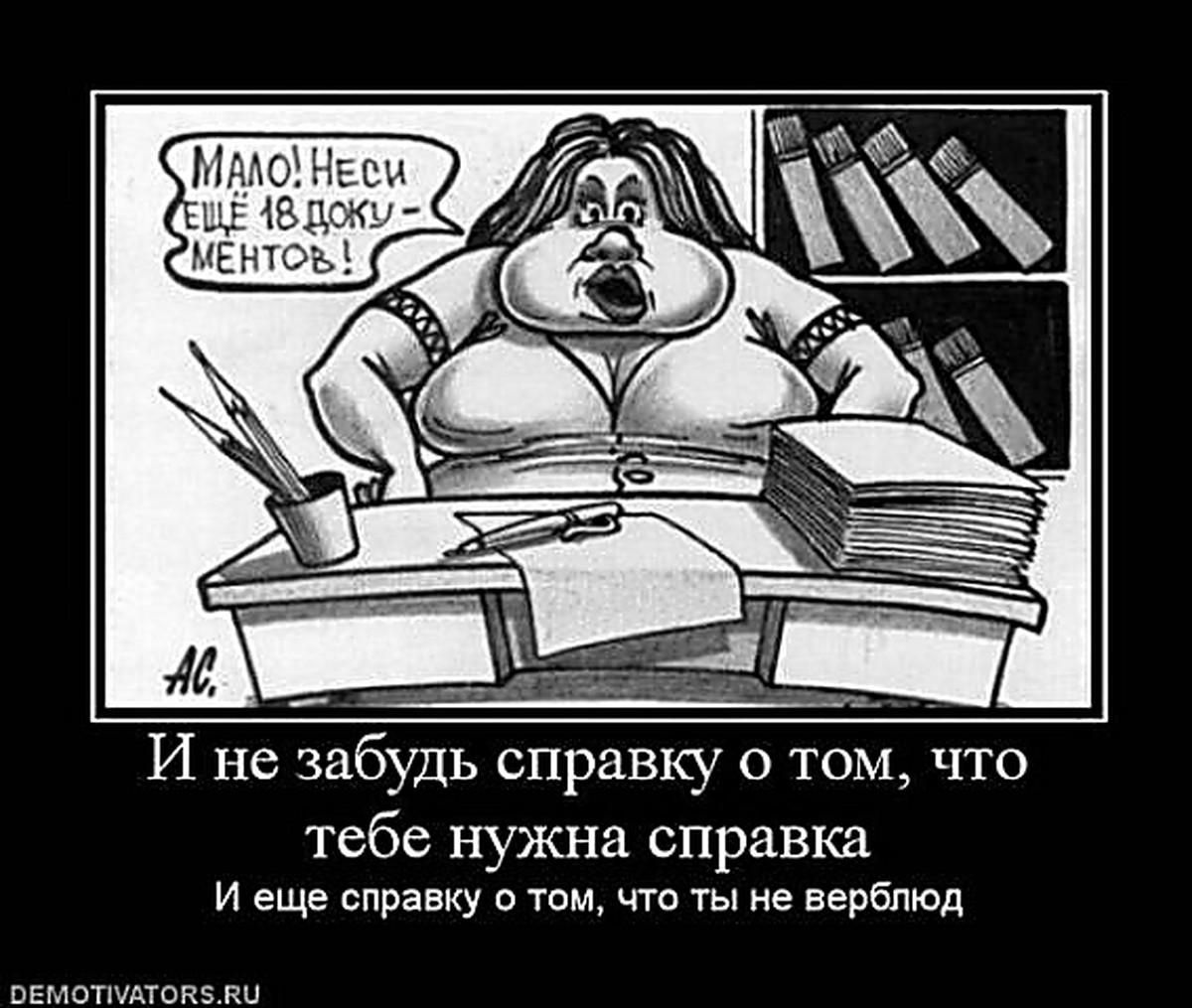 Смешные, смешные картинки бюрократ