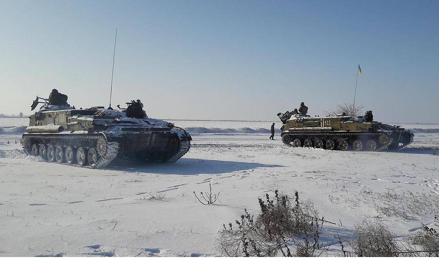 Украина вновь провела спецучения вблизи Крыма— Ракетная защита