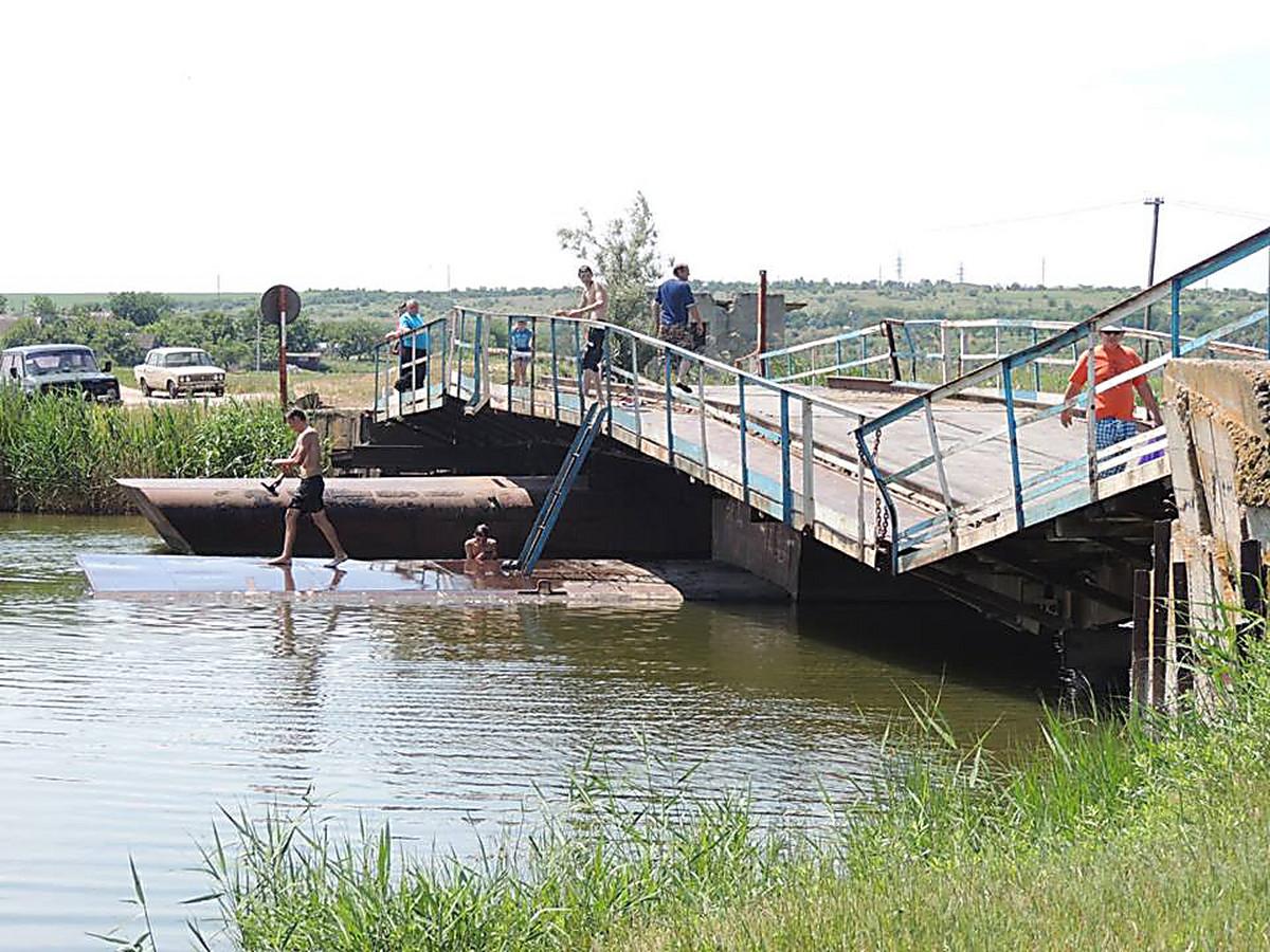 право собственности на наплавной мост
