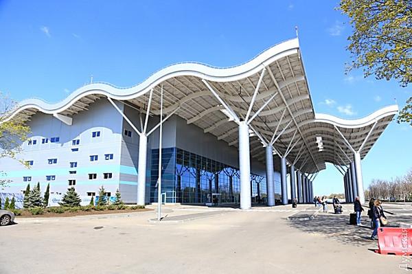 Вмеждународном аэропорту «Одесса» открылся новый терминал
