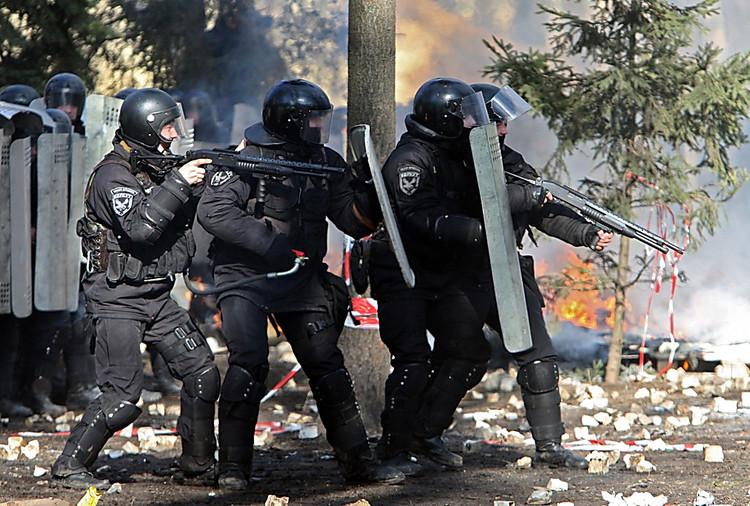 Суд освободил из-под ареста одного изберкутовцев— Горбатюк