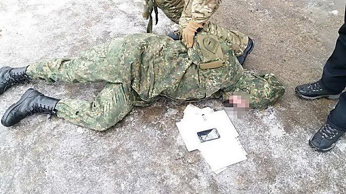 СБУ изъяла комплекс прослушивания боевиков вКраматорске