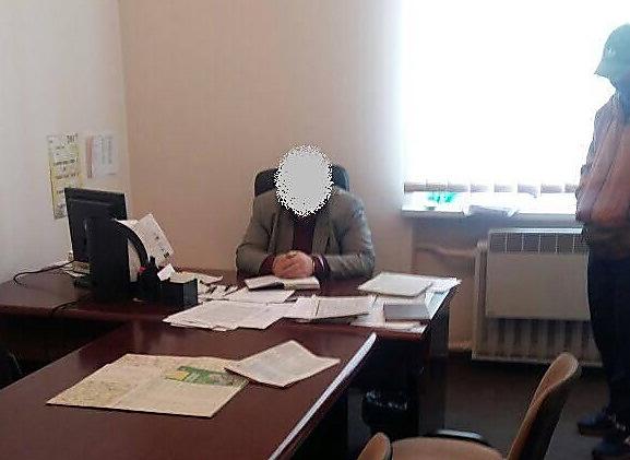 Главу Фонда госимущества вКиевской области задержали накрупной взятке