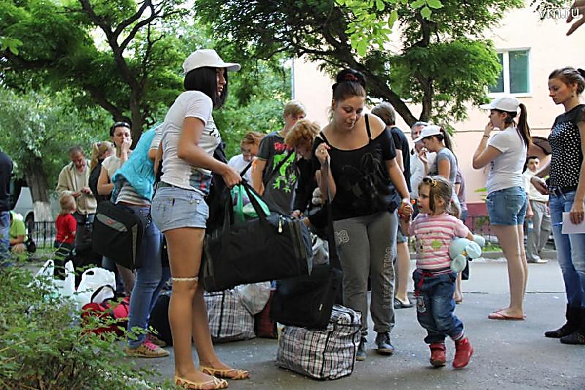 беженцами кто украины лично знаком с