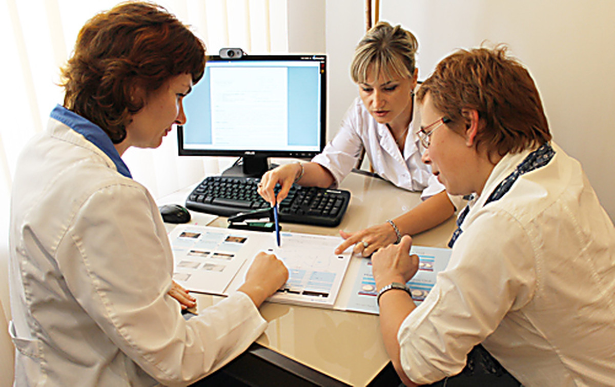 Cancer treatment by the method of Borisova
