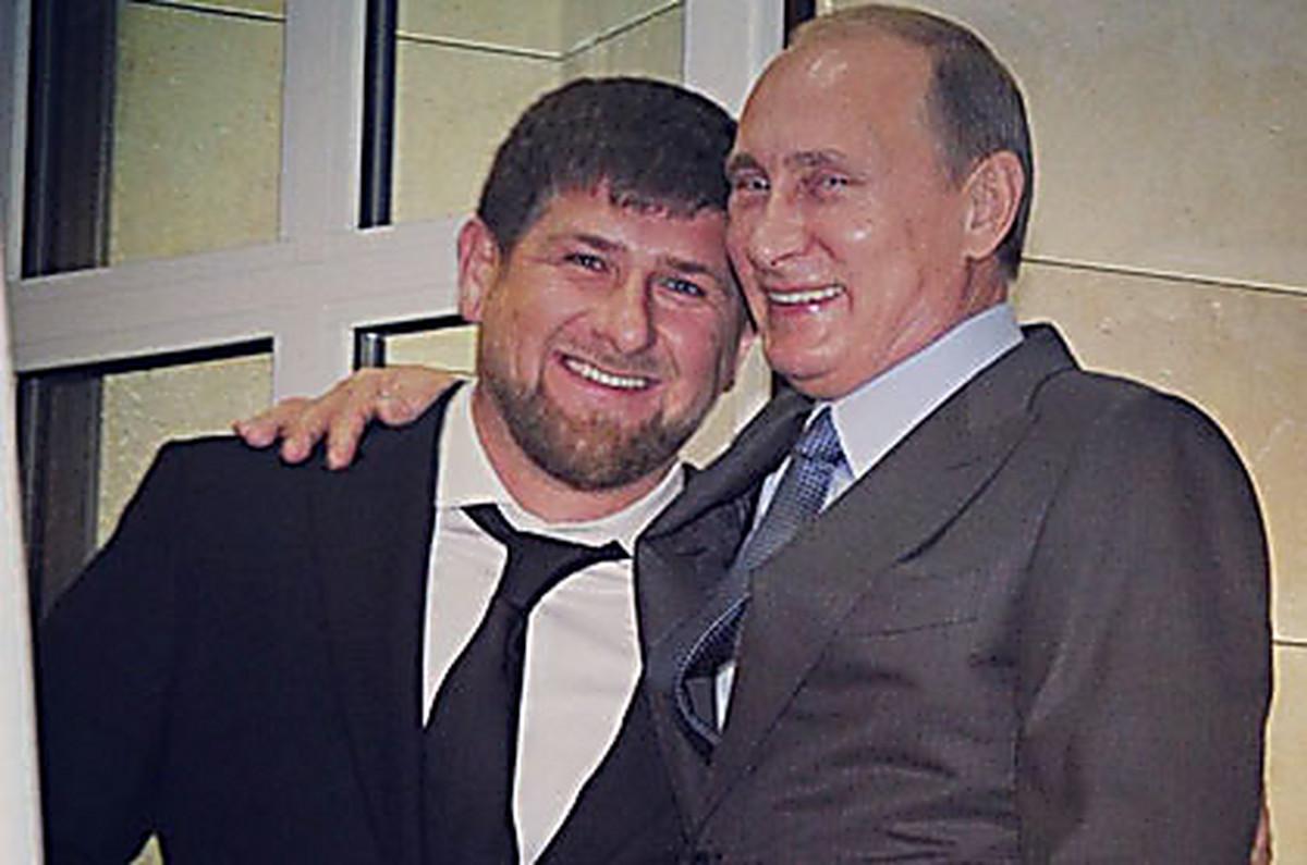 Путин и Кадыров зачем Кремлю нужен дьявол в Чечне