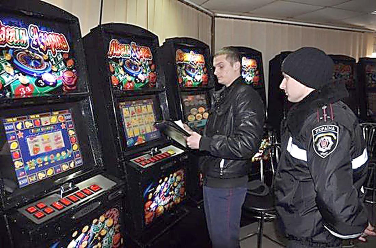 Игровые автоматы охрана в городах миллионниках хотят разрешить игровые автоматы законопроект