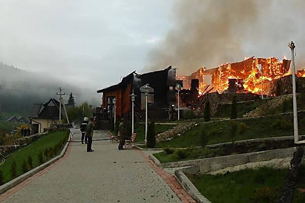 село паляниця буковель фото