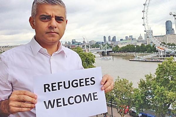 Кресло главы города Лондона впервый раз досталось мусульманину