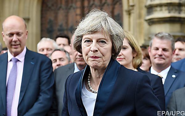 Лондон назвал дату выхода изЕвросоюза