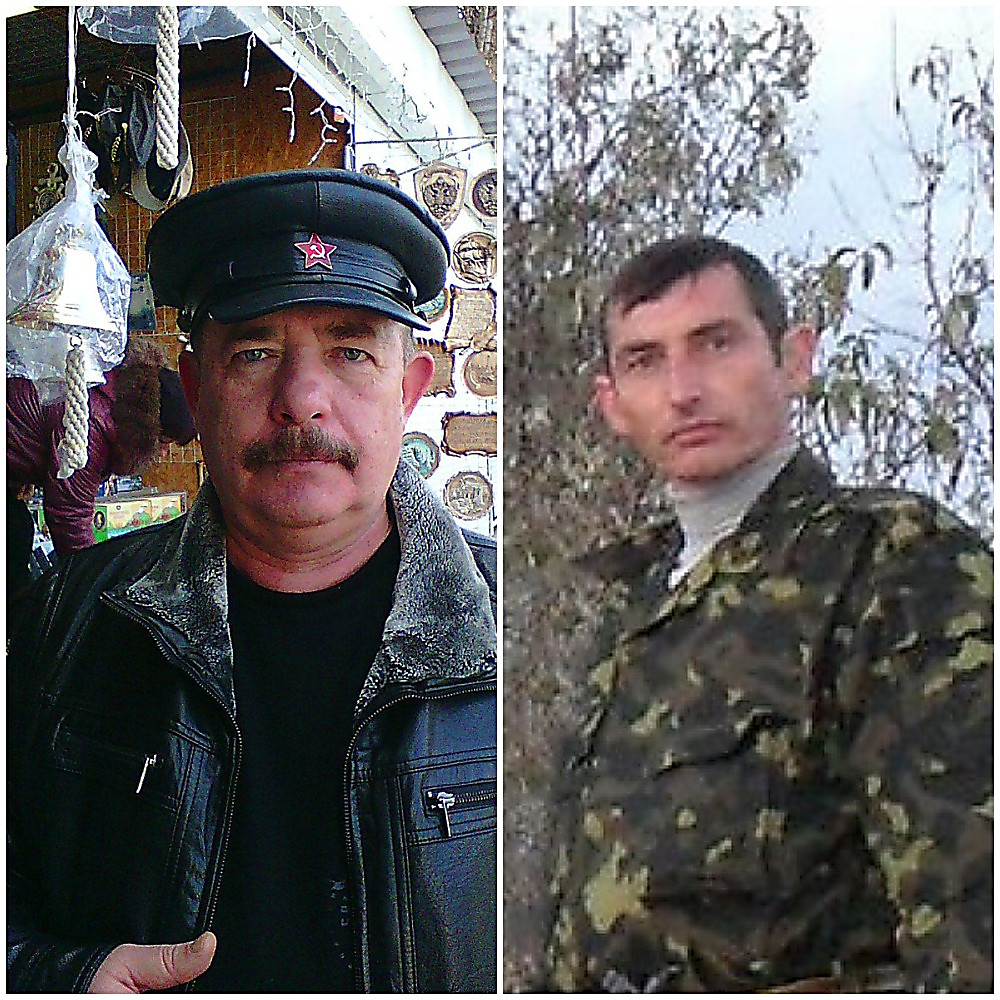 Юрий Ломако (слева) и Дмитрий Кореновский (справа)