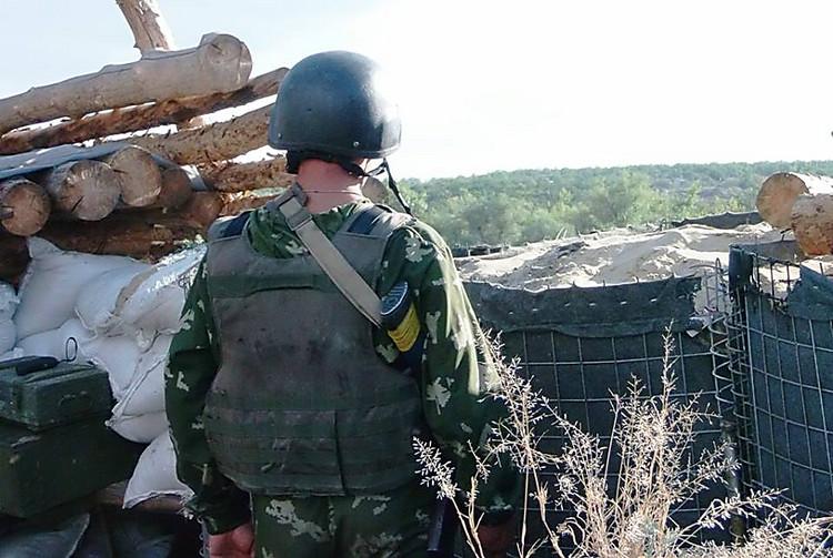 Вштабе АТО поведали, как боевики «соблюдают» режима тишины