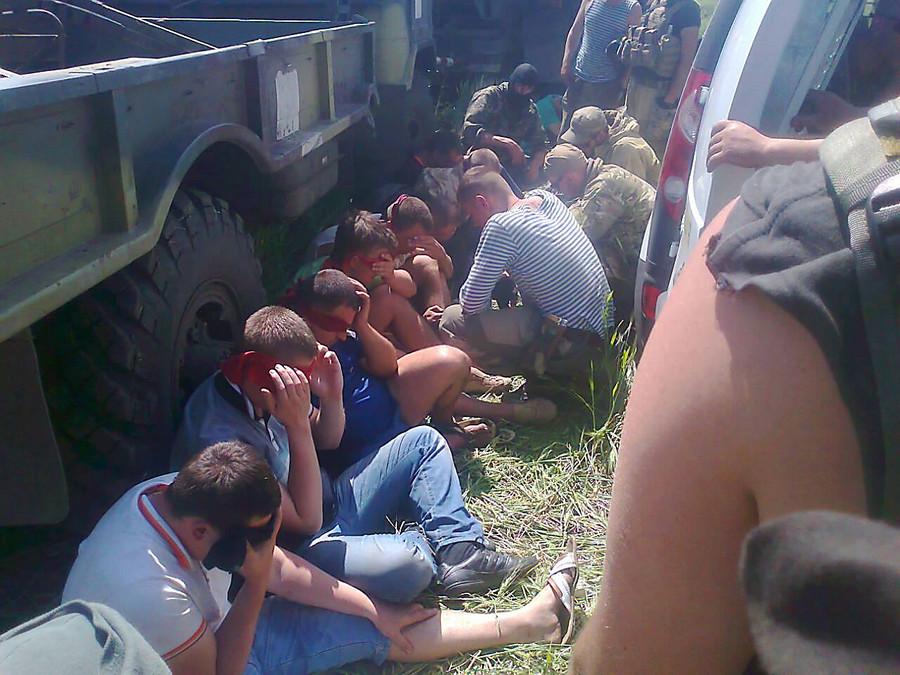 Фото убитых ополченцев красный лиман