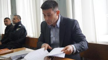 Прокурор Денис Стоянов