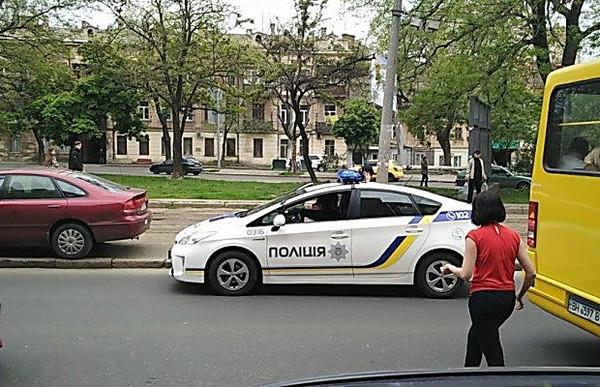 Нападавшего наодесских корреспондентов отправили под домашний арест