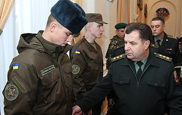 Военная генпрокуратура обвинила Минобороны взакупке некачественной формы на15 млн грн