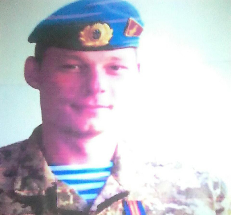 ВДнепре вреанимации умер десантник, укоторого остался девятимесячный сын