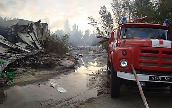 Семья погибла в итоге пожара вОдесской области