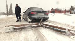 Спасатели освободили 28 автомобилей из снежных ловушек на Николаевщине, - ГосЧС - Цензор.НЕТ 234
