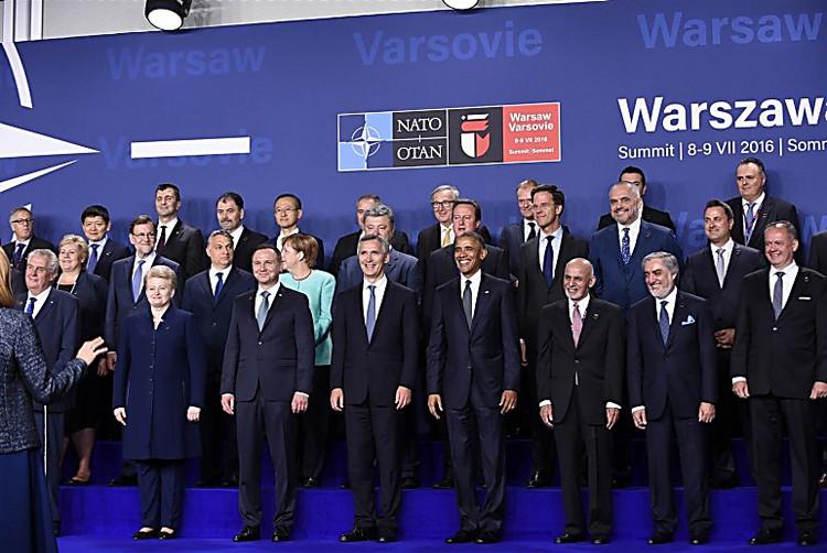 НАТО сосредотачивается нанесуществующей угрозе сВостока— МИД