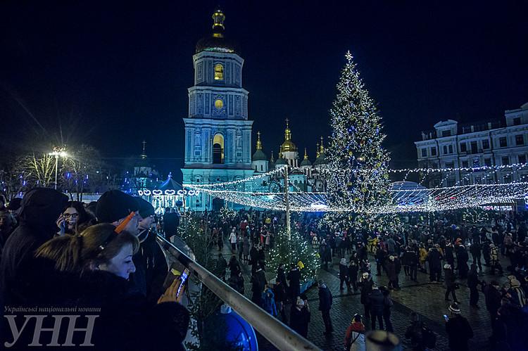31декабря наСофийской площади состоится торжественный концерт