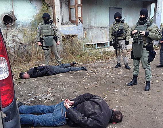 Похищенную вцентре Одессы женщину правоохранители освободили вКиеве