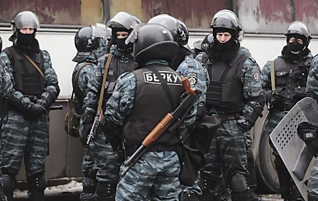 ГПУ задержала экс-беркутовца заизбиение автомайдановцев впроцессе Революции достоинства