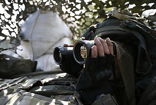 Около позиций боевиков ЛНР пропала группа украинских разведчиков