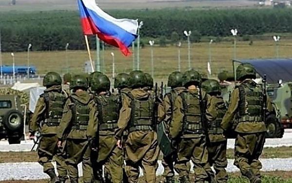 Минобороны Украины: Российская Федерация стянула кгранице 18 тыс. военных