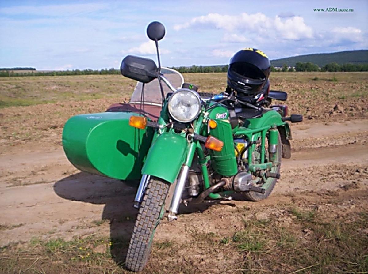 Мотоцикл Урал в оренбурге бу #4