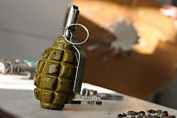 Нетрезвый гражданин Одесской области сбалкона швырнул боевую гранату