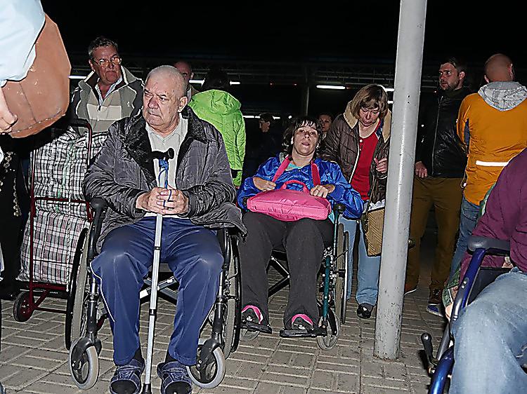 Переселенцев-инвалидов, выселенных соскандалом вОдесской области, перевезут вСвятогорск