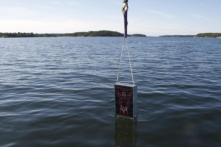 Шведы, чтобы отпугнуть российские подлодки, спустили в Балтийское море гей-