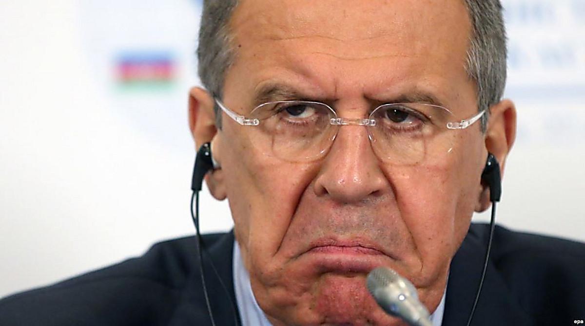 Могерини указала Лаврову на необходимость выполнения Минских договоренностей - Цензор.НЕТ 3866