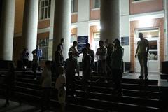 На одном из избирательных участков Николаева возникла потасовка - Цензор.НЕТ 9094