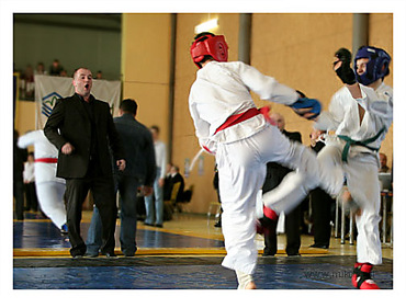 hand-to-hand fight Championship of Ukraine