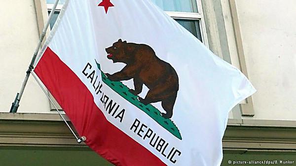 ВКалифорнии стартовал сбор подписей заотделение отСША