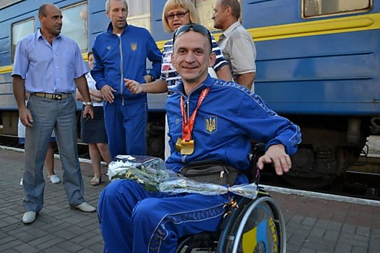 Украинская сборная поднялась на 3-е место вкомандном зачете Паралимпиады