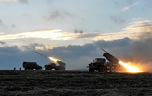 Боевики 55 раз нарушали режим предотвращения огня— АТО