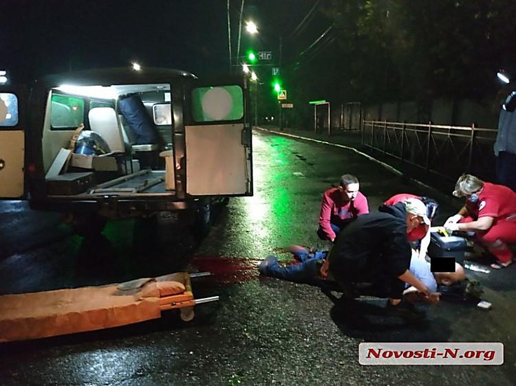 скорая сбила мотоциклиста фотографии интернетах наткнулся владимирскую